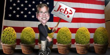 Jeb! Cuts Staff Pay, Scales Back Operations
