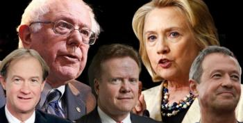 Open Thread - Democratic Candidates' Debate