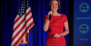 Fiorina Withheld Final Paycheck From Widow Of Worker Who Died