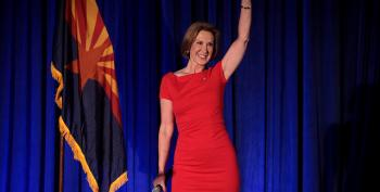Did Carly Fiorina Leak Classified Information?