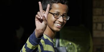 Texas Clock-maker Ahmed Mohamed Moving With His Family To Qatar