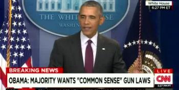 Obama Hammers NRA, Useless Lawmakers On Gun Safety Laws: VIDEO (Updated)