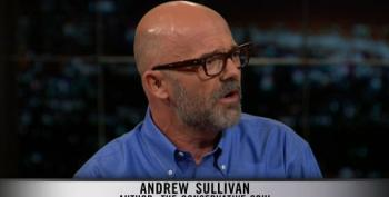 Andrew Sullivan's Nasty Rant Against Hillary Clinton Is Why We Can't Have Nice Things