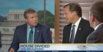 Conservative Radio Host Tells Rep. David Brat To 'Get With The Program'