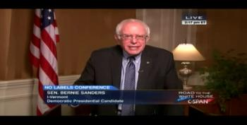 Sanders Destroys NoLabels Talking Points On Social Safety Net