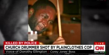 Black Drummer Shot By Plainclothes Officer After His Car Breaks Down