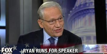 Bob Woodward Gushes Praise For Paul Ryan's Assault On The Poor
