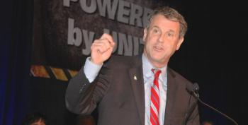 Sen. Sherrod Brown Endorses Hillary Clinton