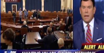 Gretchen Carlson Looks For 'Smoking Gun' In Benghazi Hearing