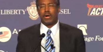 30 Seconds That Unequivocally Prove Ben Carson Belongs Nowhere Near The White House