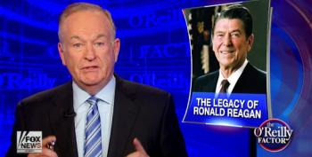 Conservative Reagan Experts Destroy Bill O'Reilly's New 'Killing Reagan' Book