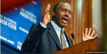 Ben Carson Is Running For President To Profit And Prophet