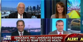 Cavuto And Pals: Democrats Fomenting Class Envy During Debate