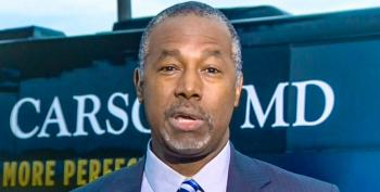 Ben Carson: 'It's Not Hyperbole At All' To Say Gun Control Will Cause Next Holocaust
