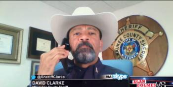 Sheriff Clarke: Dems Keep Black People 'On The Plantation' To Win Votes