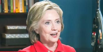 Hillary Explains Why GOP Ideology Never Changes: They Are 'Impervious To Evidence'