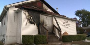 St. Louis Police Chief Issues Warning To Those Responsible For Recent Church Fires