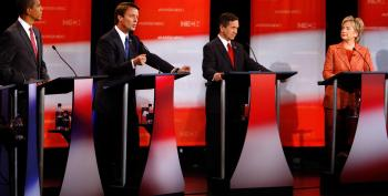 The First Democratic Presidential Candidate Debate Had Adults On The Stage