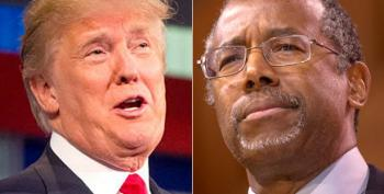 Carson And Trump Request Secret Service Protection