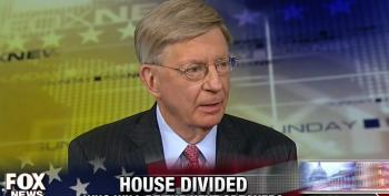 George Will Wants Paul Ryan To Stay Right Where He Is So He Can Help Cut Taxes And Gut Our Social Safety Nets