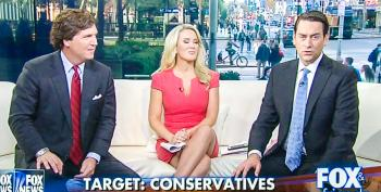 Black Captain America Freaks Out Fox & Friends: His New Mission Is To 'Target Conservatives'