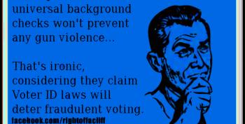 Open Thread - Guns And Votes