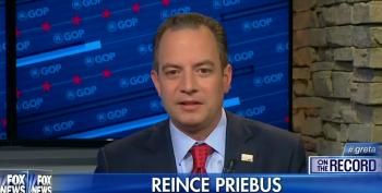 RNC Chair Priebus Whines That Candidates Were 'Betrayed' By CNBC