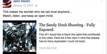 Sheriff In Charge Of UCC Shooting Posted Sandy Hook Truther Video