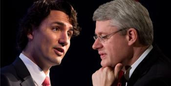 Canada Tosses Out Conservative Government With Liberal Sweep