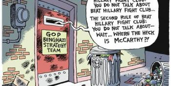 The Times: Disband Benghazi Committee Or At Least Rename It 'The Inquisition Of Hillary Clinton'