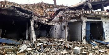 Airstrikes Hit Medecins Sans Frontieres Hospital In Yemen