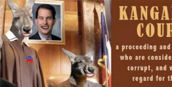 Walker's Kangaroo Justice Jumped The Gun