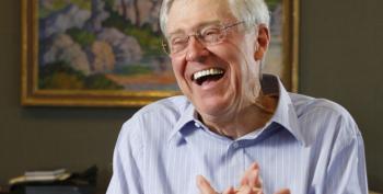Charles Koch To CBS: Dark Money? Me? Nahhhhh.