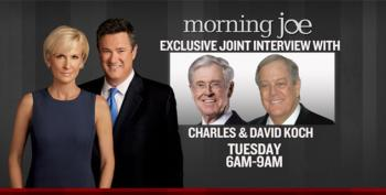 The Great Koch PR Tour Of 2015 Comes To Morning Joe Next Week