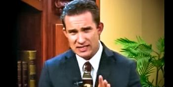 Tennessee Pastor: Bald Eagle Killing Is Illegal So Why Aren't Women In Jail For Abortions?