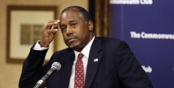 Ben Carson Doesn't Understand What The Debt Ceiling Is