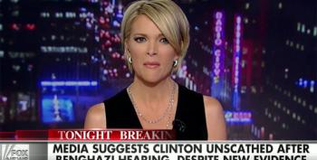 Megyn Kelly Flips Out Over Positive Hillary Clinton Benghazi Coverage From Media