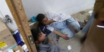 US Airstrike Hits Afghan Hospital; At Least 3 Killed