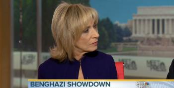 Andrea Mitchell Corrects GOP Rep's Clinton E-Mail Lies