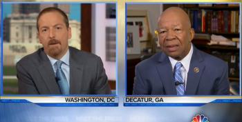 Chuck Todd Attacks Elijah Cummings For Refusing To Participate In GOP Benghazi Witch Hunt
