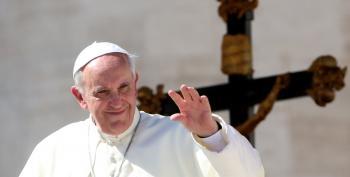 Pope Francis Dumps 'Communion Denying' Cardinal Burke