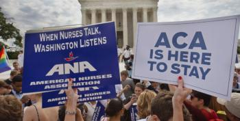 Obamacare Foes Appeal To The Supreme Court -- Again