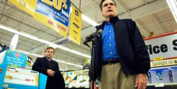 Mitt Romney Praises Staples Founder For Pushing Health Care Reform