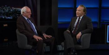Maher Endorses Sanders, Wants To Help Him Explain Socialism To Voters