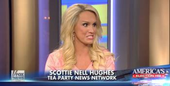 Tea Party Anchor Cries: 'Conservatives Held To Higher Standards'