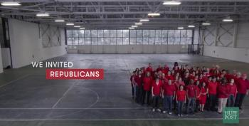 Video: HuffPost Found A Unique Way To Poll GOP And Dems -- Check Out The Results!