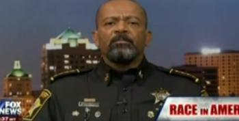 Sheriff Clarke: BLM Is Plantation Politics 'Whoring For Votes'