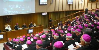 Pope Calls For Bold, Open Debate As Bishops Start Divisive Summit