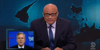 Wilmore Explains How Blame Works To Republicans