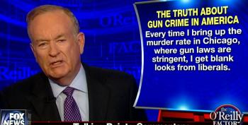 Bill O'Reilly Attacks Liberals Over Calls For Gun Control